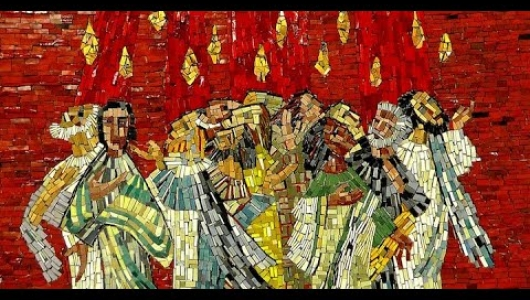 May 31 - The Day of Pentecost - Holy Noise